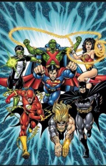 DC Superhero Imagines