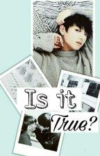 Is It True? || JinKook || ZAKOŃCZONE by panda_in_luv