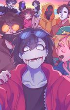 Creepypasta Zodiacs~ by Psyc_Fvck