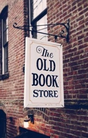 The old bookstore (simon minter au) by imheretoreadfanfics8