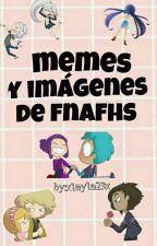Memes y imágenes de Fnafhs by xLayla23x