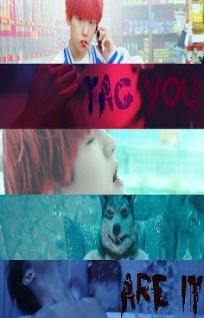Tag, you are it. by Kim_Dari