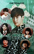 El Niñero De Los Kim   Lee Jong Suk y Kim Woo Bin  by OneTeenMore