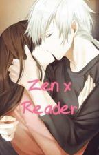 (Zen X Reader)  by pixieppop