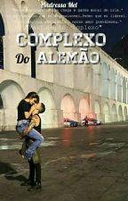 Complexo Do Alemão - Realidades by MegMellAM