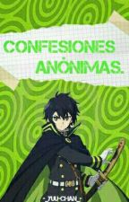 Confesiones anónimas. by LizBonnie
