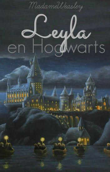 Leyla en Hogwarts: La piedra filosofal   (LEH #1)