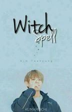[C] Witch Spell | Taehyung by Kumamochi_