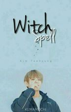 [C] Witch Spell | Taehyung by Kumamochi_