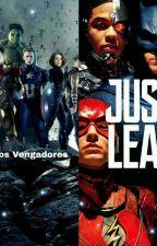 DC comic vs Marvel Cancelada by agus1617barrio