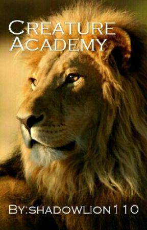 Creature Academy by shadowlion110