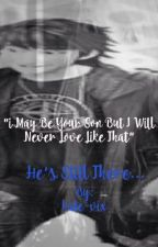 He's still there... by kate-vix