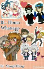 Bi - Homo WhatsApp fnafhs by -ImCinnamonCici-