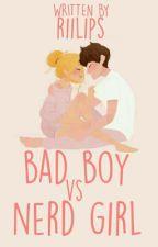 Bad Boy vs Nerd Girl by riilips