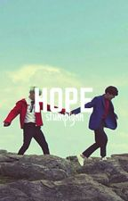 hope × yoonseok/sope by stumplynn
