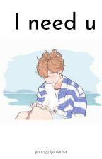 |· I need u·| -YoonMin- by Lucitaejin