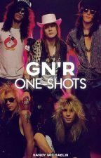 One-Shots ⋄ Guns N' Roses by SandyMichaelis