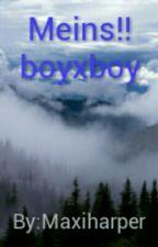 Meins!( boyxboy) by Maxiharper