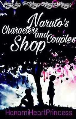Naruto's Characters And Couples Shop - HanamiHeartPrincess