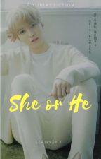 She or He [Yunjae] by HayamaYuki