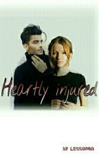 Heartly injured #Wattys2016 by LessiaMia
