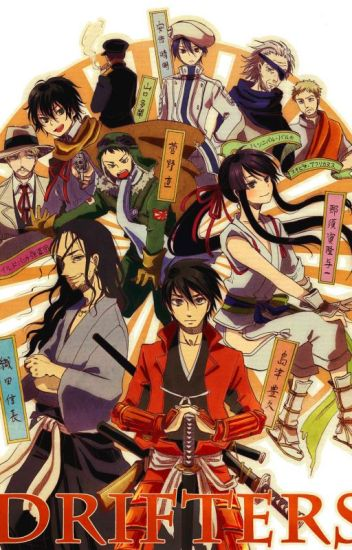 Drifters Male Characters X Reader