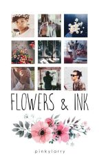 Flowers & Ink ❁ l.s. by pinkylarry