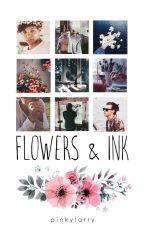 Flowers & Ink ❁ l.s. by pinkylarry