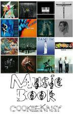 Music Book by CookiieKrisp