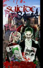 Suicide Squad Rp by David_Jinx_J