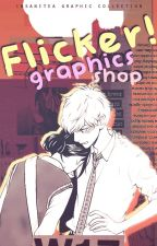 Flicker Graphic Shop by insanitea_