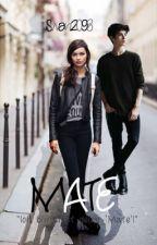 MΔTΣ #Wattys2018 by Swan2098