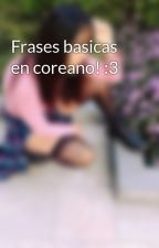 Frases basicas en coreano! <3 by This-mb