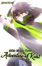 100th Magic Floor : Adventure of Andrea by AhmadRizani