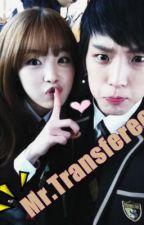 Mr. Transferee by kpbrat21