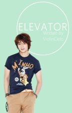 Elevator (MinSul) ONE SHOT by ViolinCielo