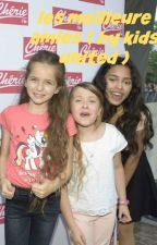 """Les Meilleures Amies """"Kids United"""" by Erza-Tini"""