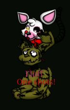 Springtrap x mangle one shots.  by Broken-fnaf-fan