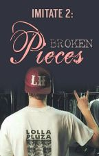 Broken Pieces | l.h by fearless99x