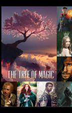 The tree of Magic by SigneLarsen1