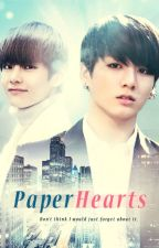 Paper Hearts by kookielover405