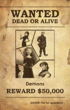 DEMONS Wanted by LittleEvie