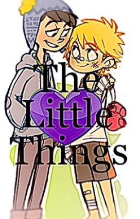 The Little Things (Creek One-Shots) by Rally_With_Me13