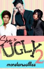 She's Ugly 2 by MonsterWaffles