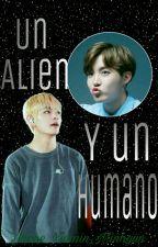 Un Alien y un Humano. ↪ Vhope by HopeXium