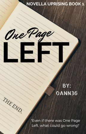 One Page Left by 0ann36