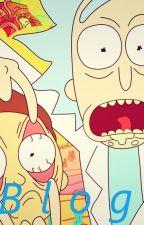 ♡Blog de Rick y Morty♡ by Rickorty