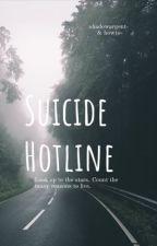 Suicide Hotline // Jack Maynard  by AlaskaLilys-