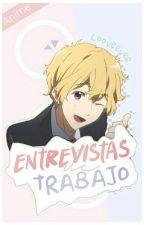 ¡Entrevistas de trabajo! - Anime © by looveever