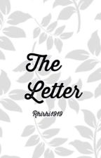 『The Letter』 Gray Fullbuster X Reader (Slow Updates) by kageyamas-ass